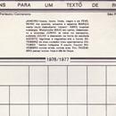Claudio Ferlauto, Eduardo Dunga Barreto   Imagens para um texto de roteiro – Roteiro para um texto de imagens